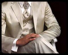 huit cents euros pour le mettre un seul jour pendant 4 ou cinq heures - Costume Mariage Blanc Cass